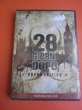 28 GIORNI DOPO- CONTIENE 2 DVD-  film da collezione- sigillato