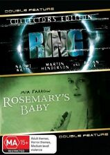 Rosemary's Baby / The Ring  DVD NEW