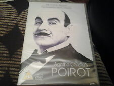 dvd Agatha Christie poirot the cornish mystery and kidnapped prime minister new