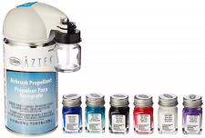 Testors Acrylic Paint Spray Set