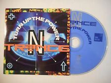 N TRANCE : TURN UP THE POWER ♦ CD SINGLE PORT GRATUIT ♦