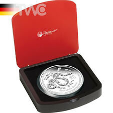 Australia 2013 30 $year of the Snake Lunar Series II 1 kilos Proof Coin Silver