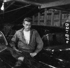 REBEL WITHOUT A CAUSE JAMES DEAN NATALIE WOOD 8X10 PHOTO #D1241