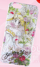 Cover Super Sailor Moon Botanical Pattern iPhone6/6S Character Jacket - BANDAI