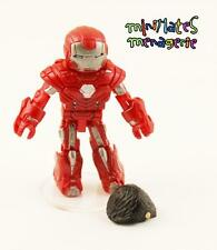 Marvel Minimates TRU Toys R Us Iron Man 3 Movie Silver Centurion Iron Man