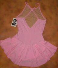 NWT Ice Skating Skate Dress Camisole Candy Pink Ladies Extra Large 79972