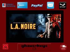 L.A. noire Steam key PC Game descarga código nuevo envío rápido