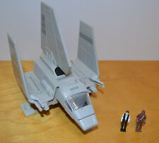 STAR WARS ACTION FLEET IMPERIAL SHUTTLE TYDIRIUM HAN SOLO MICRO MACHINES