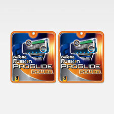 GILLETTE Fusion Proglide Power Razor Blades 16 Cartridges