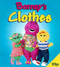 Barney's Clothes (Barney mini books)