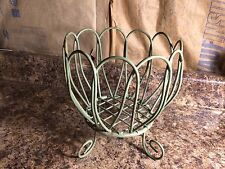 Vintage Metal Plant or Pot Holder