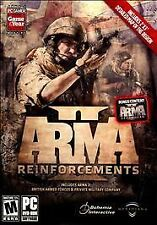 ArmA II: Reinforcements (PC, 2011) *New,Sealed*