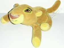 Toy THE LION KING PLUSH DISNEY RE LEONE - 16Cm - Peluche Mickey Mouse Topolino