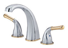 Danze Plymouth Collection 2-Handle Tub Faucet w/o Hand Shower D301571CPBVT NEW