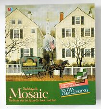 CHARLES WYSOCKIS Mosaic Puzzle JACOB AMHEARST DOVE 1988 EXTRA Challenging