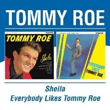 Tommy Roe Sheila/Everybody Likes Tommy Roe 2on1 CD NEW SEALED