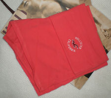NWT HOLLISTER SOFT AWESOME BUTT YOGA SHORT SHORTS MED CORAL