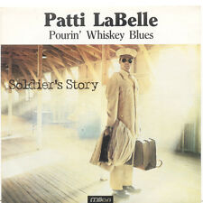 PATTI LABELLE Soldier's Story Pourin' Whiskey Blues FR Press Milan S 259 SP