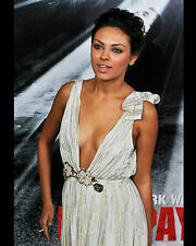 MILA KUNIS 8X10 PHOTO PIC PICTURE PIC HOT SEXY LOW CUT DRESS STUNNING CANDID 51