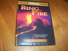 RING OF FIRE Volcano Volcanos Earthquakes Earthquake Disasters IMAX DVD NEW