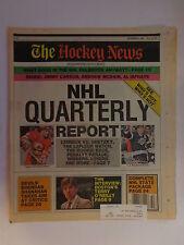 The Hockey News December 9, 1988 Vol.42 No.13 Gilmour Nicholls Gretzky Dec '88