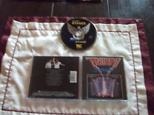 Triumph     stages     CD  Hard  /  Melodicrock   TRC  Records