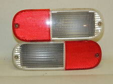 PT Cruiser Rear Bumper Lights Lamps Backup Reverse 01 02 03 04 05 Hella #4209A