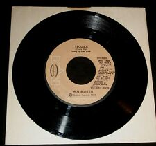 HOT BUTTER 45 - TEQUILA  1972 MOOG SYNTH INSTRUMENTAL POP