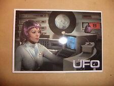 GERRY ANDERSON UFO DVD POSTCARD  vol 2 no 2  ED BISHOP DOLORES MANTEZ SHADO NEW