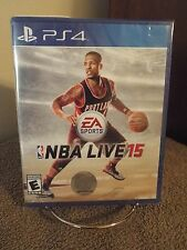 PS4 NBA Live15 NIB