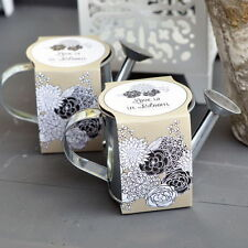 Watering Can Planting Kit Bridal Shower Wedding Favor Q19486