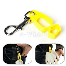 Safety Glove Guard Clip Holder Keeper For Attach Gloves Towels Glasses Helmet TW