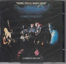 Crosby, Stills, Nash & Young - 4 Way Street - Live 2CD Neu