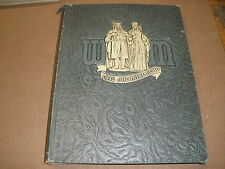 1942 William and Mary College williamsburg va School YEARBOOK