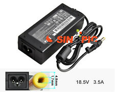 18.5V 3.5A 65W FOR HP 550 620 625 510 530 G5000 G6000 LAPTOP CHARGER AC ADAPTER