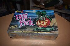 "1990 RAT FINK NEW SEALED Ed   ""Big Daddy"" Roth Revell Model Kit #6199"