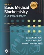 Basic Medical Biochemistry by Colleen Smith, Michael A. Lieberman and Allan...