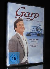DVD GARP UND WIE ER DIE WELT SAH - ROBIN WILLIAMS + GLENN CLOSE - JOHN IRVING