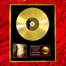 JOE SATRIANI THE EXTREMIST CD GOLD DISC VINYL LP FREE SHIPPING TO UK
