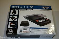MyWeigh Durascale50 Feinwaage 50g  0,01g Digitalwaage Münzwaage Goldwaage 0,01