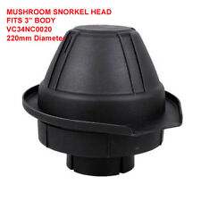 "LANDROVER / OFF ROAD 4x4 Replacement 3"" Snorkel MUSHROOM Head VC34NC0020"