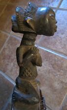 Lamellophone / Kasanji / Mbira (thumb piano) - Luba peoples, DRC, Africa