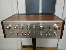 Vintage Pioneer SA-9100  stereo integrated amplifier .