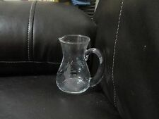 PRINCESS HOUSE-MINI CAT TAIL PITCHER-NLA-NEW-NO BOX-BEEN IN STORAGE 15 YEARS