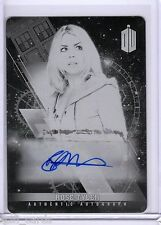 Doctor Who Timeless Autograph Card Billie Piper as Rose Tyler 1/1 Printing Plate