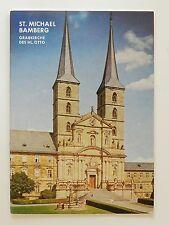 St Sankt Michael Bamberg Grabkirche des heiligen Otto