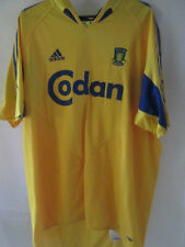 Brondby 2004-2005 Signed Squad Home Football Shirt with COA /8264