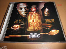 DR DRE & EMINEM cd BACK TO BASIC let me ride STILL DRE nutin but g thang BERSERK