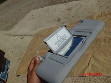 2000-2002 Mercedes-Benz W208 CLK430 CLK200 CLK320 CLK55 AMG sun shade visor LEFT