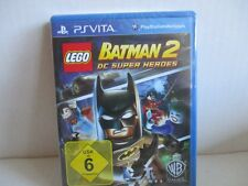 Sony ps vita lego batman 2 dc super heroes neuf emballage d'origine